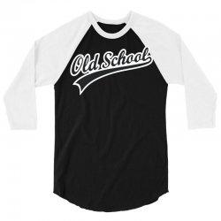 oldschool 3/4 Sleeve Shirt | Artistshot