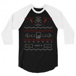 Ugly Gaming Sweater 3/4 Sleeve Shirt | Artistshot