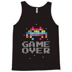 Game Over Pixel 8 bit Tank Top | Artistshot