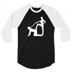 dominatrix womens 3/4 Sleeve Shirt | Artistshot