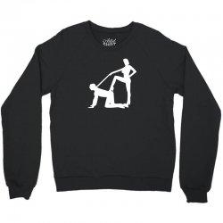 dominatrix womens Crewneck Sweatshirt | Artistshot