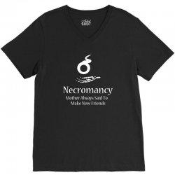dnd inspired necromancy V-Neck Tee | Artistshot