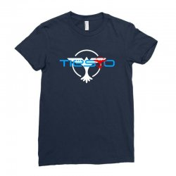 dj tiesto Ladies Fitted T-Shirt   Artistshot