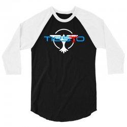 dj tiesto 3/4 Sleeve Shirt | Artistshot