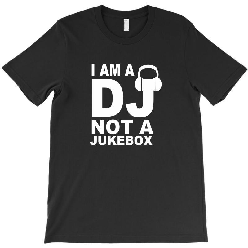 Dj Not A Jukebox Long Sleeve T-shirt   Artistshot