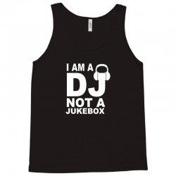dj not a jukebox long sleeve Tank Top   Artistshot
