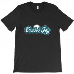 divided sky miami dolphins T-Shirt | Artistshot