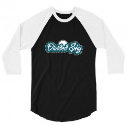divided sky miami dolphins 3/4 Sleeve Shirt | Artistshot