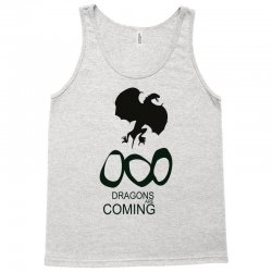 dragons are coming Tank Top | Artistshot
