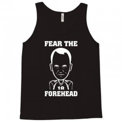fear the forehead Tank Top | Artistshot