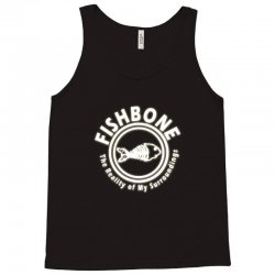 fishbone band logo Tank Top | Artistshot