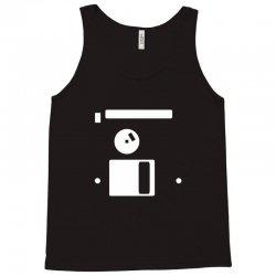 floppy disk diskette back Tank Top | Artistshot