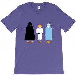father, son, holy spirit T-Shirt   Artistshot