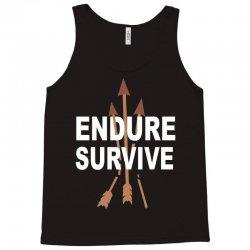 endure and survive (the last of us) Tank Top   Artistshot
