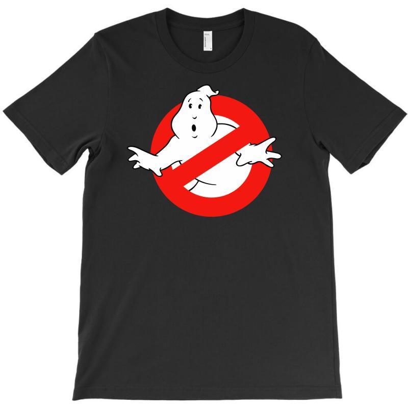Ghostbusters Glow In Dark Logo Classic Movie T-shirt | Artistshot