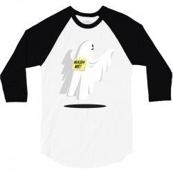 haunted humor 3/4 Sleeve Shirt   Artistshot