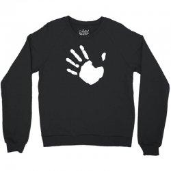 fringe hand Crewneck Sweatshirt | Artistshot