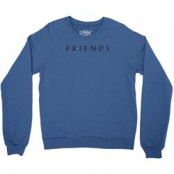 friends logo spoof Crewneck Sweatshirt | Artistshot