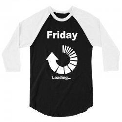 friday cyclye 3/4 Sleeve Shirt | Artistshot