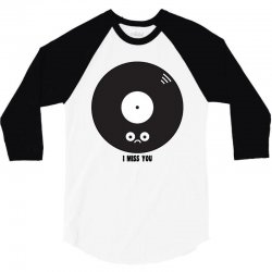 for the record 3/4 Sleeve Shirt | Artistshot