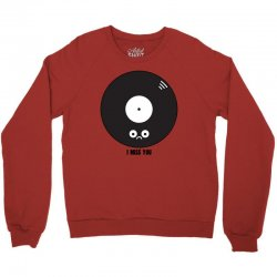 for the record Crewneck Sweatshirt | Artistshot