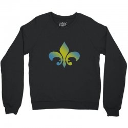 french t shirt for men women and kids vintage francais fleur des lis h Crewneck Sweatshirt | Artistshot