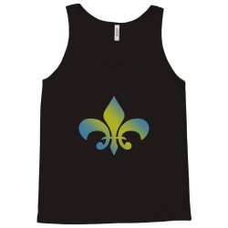 french t shirt for men women and kids vintage francais fleur des lis h Tank Top | Artistshot