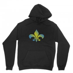 french t shirt for men women and kids vintage francais fleur des lis h Unisex Hoodie | Artistshot