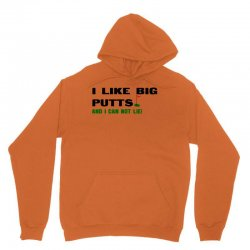 i like big putts and i can not lie Unisex Hoodie | Artistshot