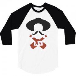 hot sauce bandito 3/4 Sleeve Shirt | Artistshot