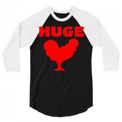 huge 3/4 Sleeve Shirt | Artistshot
