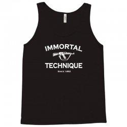 immortal technique Tank Top   Artistshot