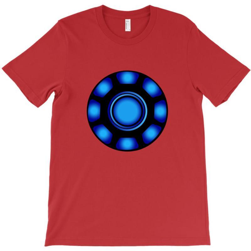 Iron Man Arc Fusion Chest Reactor Power Generator Inspired T-shirt | Artistshot