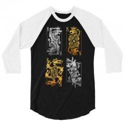 iron or gold 3/4 Sleeve Shirt | Artistshot