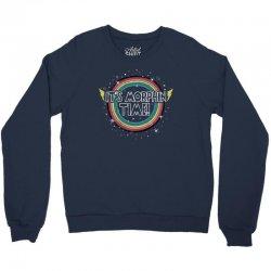 it's morphin time! Crewneck Sweatshirt | Artistshot