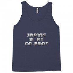 jarvis is my co pilot Tank Top | Artistshot
