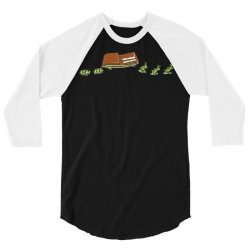 it's going out faster than it's coming in 3/4 Sleeve Shirt | Artistshot