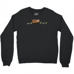it's going out faster than it's coming in Crewneck Sweatshirt | Artistshot