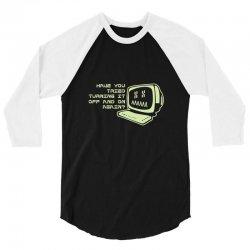 it computer programmer geek 3/4 Sleeve Shirt | Artistshot