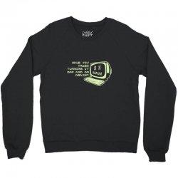 it computer programmer geek Crewneck Sweatshirt | Artistshot