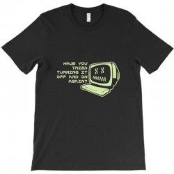 it computer programmer geek T-Shirt | Artistshot