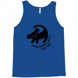 lion king remember who you are Tank Top | Artistshot
