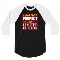 limited edition 3/4 Sleeve Shirt | Artistshot