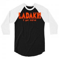 ladakh 3/4 Sleeve Shirt   Artistshot