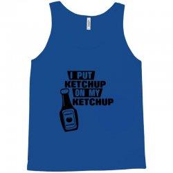 ketchup Tank Top | Artistshot