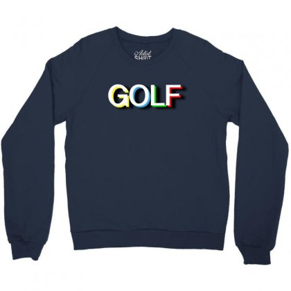 Golf Crewneck Sweatshirt Designed By Killakam