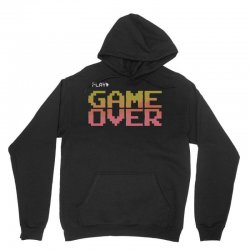 game over Unisex Hoodie | Artistshot