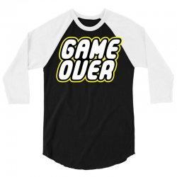 game over 2 3/4 Sleeve Shirt | Artistshot