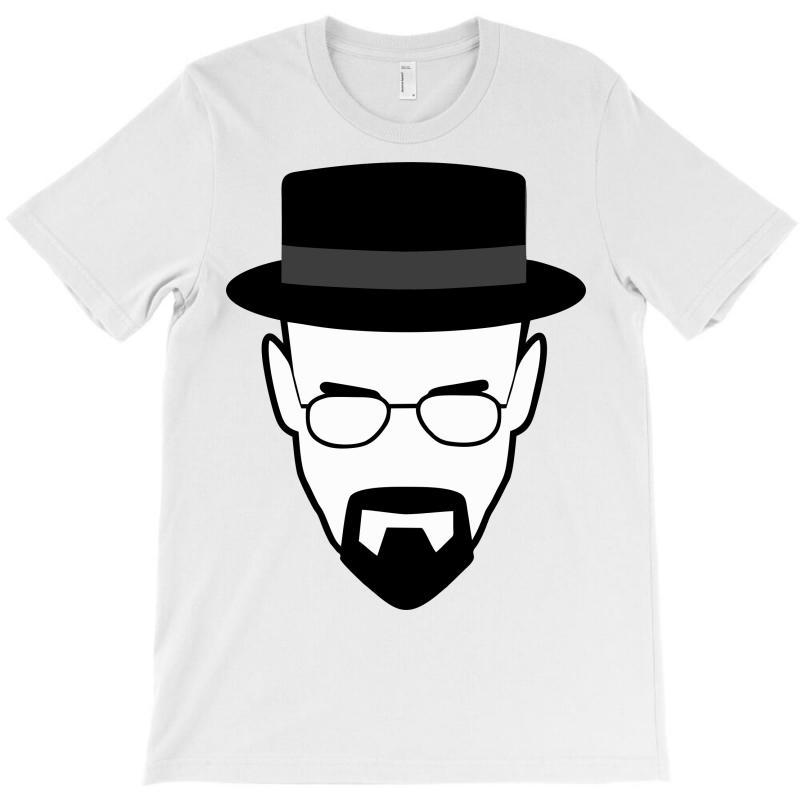 3614d3400693 Custom Breaking Bad T-shirt By Sbm052017 - Artistshot