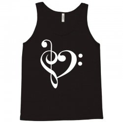 music heart rock baseball Tank Top | Artistshot